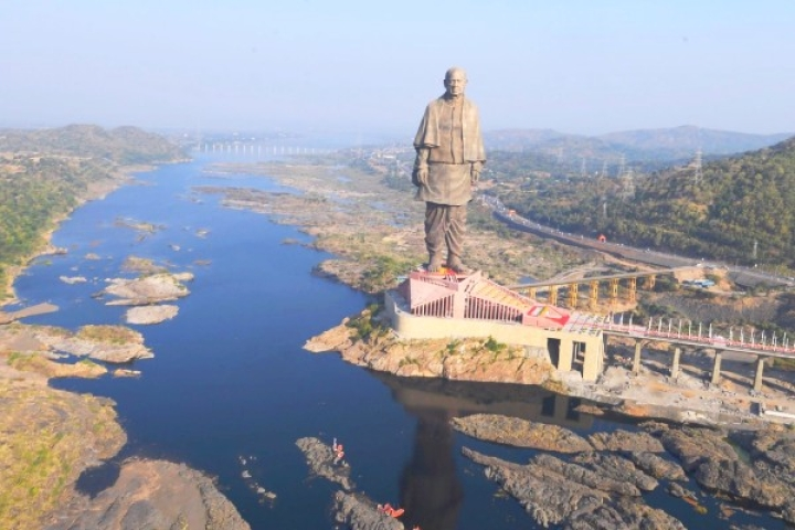 Unity Taller Than Liberty: PM Modi Unveils Statue Of Unity On Sardar Patel's 143rd Birth Anniversary