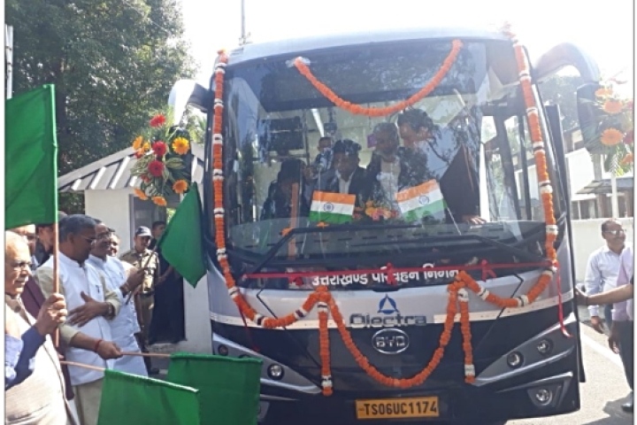 Fighting Pollution In The Hills: Uttarakhand Government To Buy 500 Electric Buses