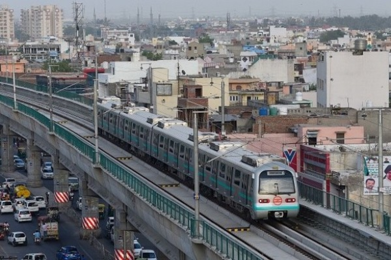 Delhi Metro's Latest Extension From Shiv Vihar To Trilokpuri To Be Opened On 31 October