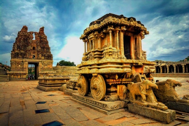 Swarajya Heritage Tours: A Year End Voyage To Vijayanagara, The City Of Victory