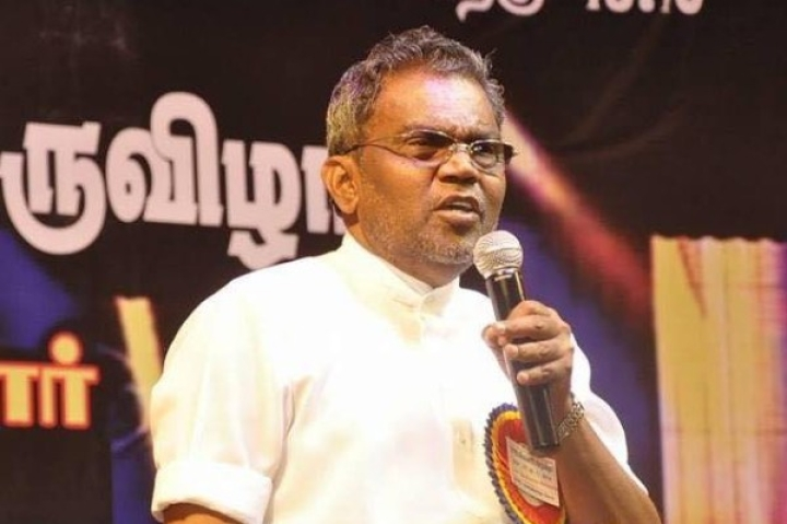 Watch: Christian Evangelist  Jebakumar Justifies Rajiv Gandhi's Assassination, Terms IPKF As 'Peace Killing Force'