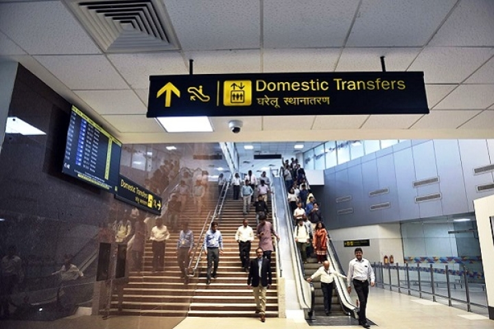 DMRC's Magenta Line To Be Connected With Delhi Airport's Terminal 1 With Subway Equipped With Travelators