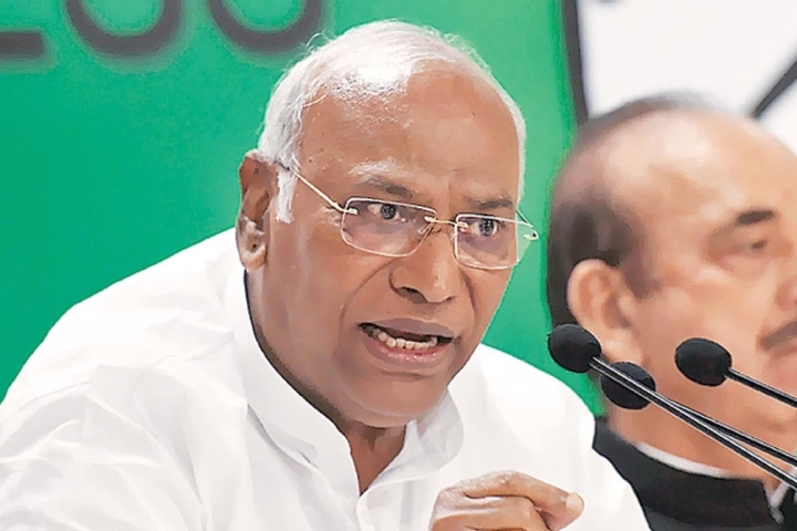 """This Will Have No Resonance With The Public"", Says Congress Leader Mallikarjun Kharge On Ram Temple Issue"