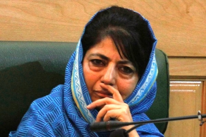 Elections 2019: Former CM Mehbooba Mufti Trailing Third Behind National Conference, Congress In Anantnag