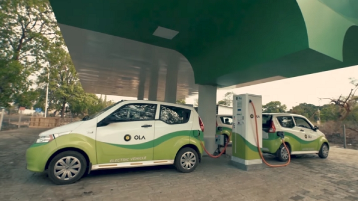 Future Is Electric: Centre Wants Ola, Uber To Start Shifting To EVs To Meet  40 Per Cent Electrification Goal By 2026