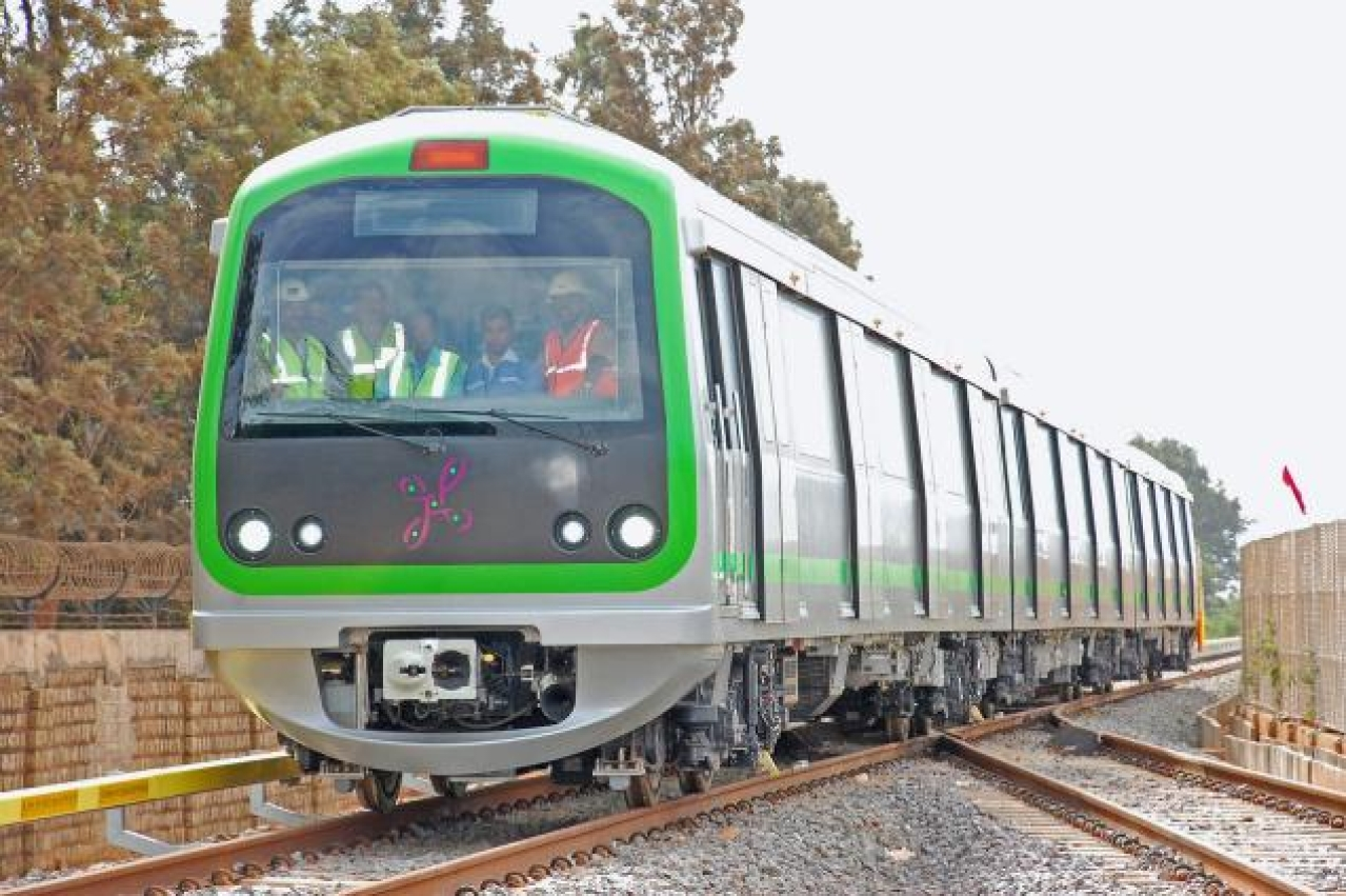 Since the opening of the entire phase one, revenues have boasted up to 158 per cent compared to previous year (Bangalore Metro Rail Corporation Ltd/Facebook)