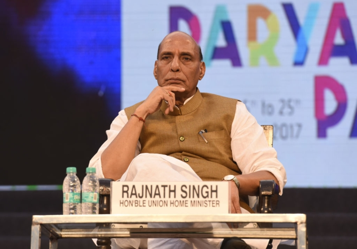 'Happenings In Bengal Indicate Constitutional Breakdown': Rajnath Singh Says Centre Has Power To Maintain Normalcy