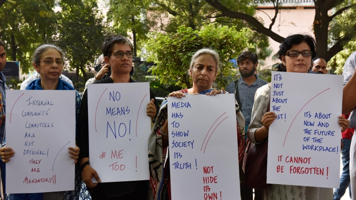 PIL Seeking FIRs Based On #MeToo Allegations, Fast Track Courts For Sexual Harassment Cases, Dismissed By SC