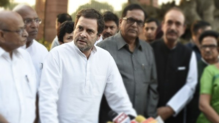Mahagathbandhan On The Cards? 'Opposition Parties To Work Together To Defeat BJP', Says Rahul Gandhi Post Naidu Meet