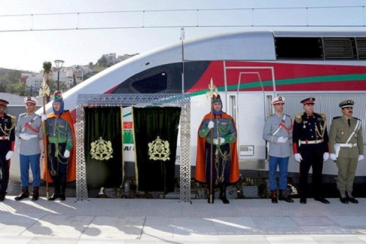 Africa Gets Its First High-Speed Rail: Morocco Inaugurates Train Route Connecting Tangier To Casablanca