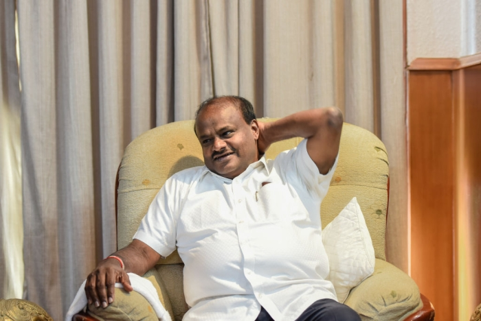 Income Tax Department Carries Out Raids On Two Close Associates Of Karnataka CM H D Kumaraswamy