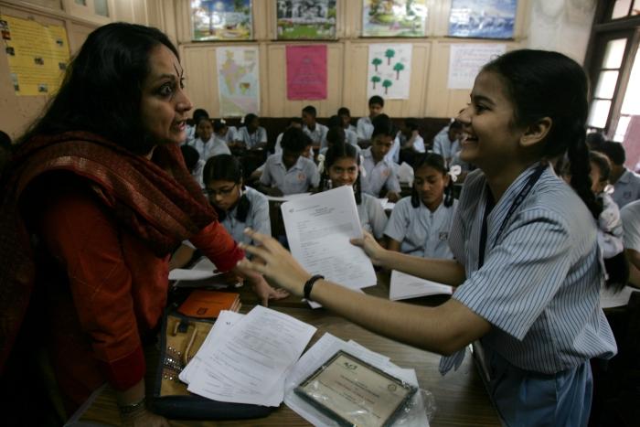 'Guru Devo Bhava': Study Reveals 54 Per Cent Indians Encourage Kids To Become Teachers; Russia Comes Last In Order