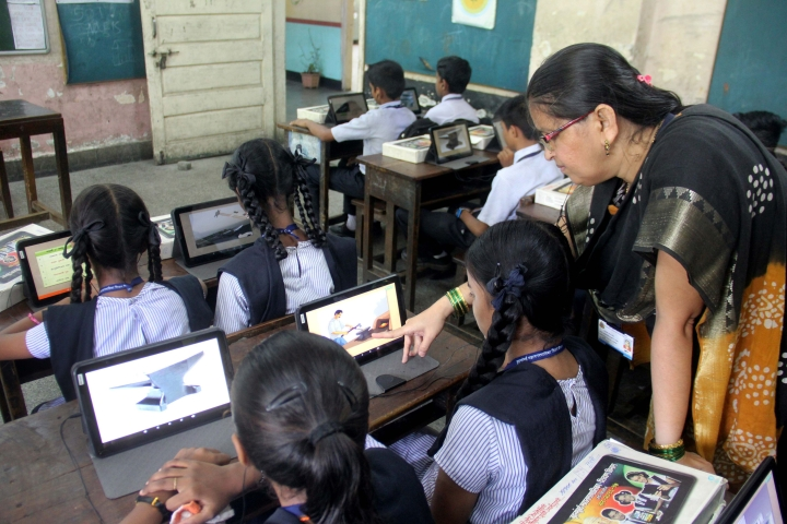 'Chhota Internet' All Set To Revolutionise Education In 197 Ghaziabad Schools