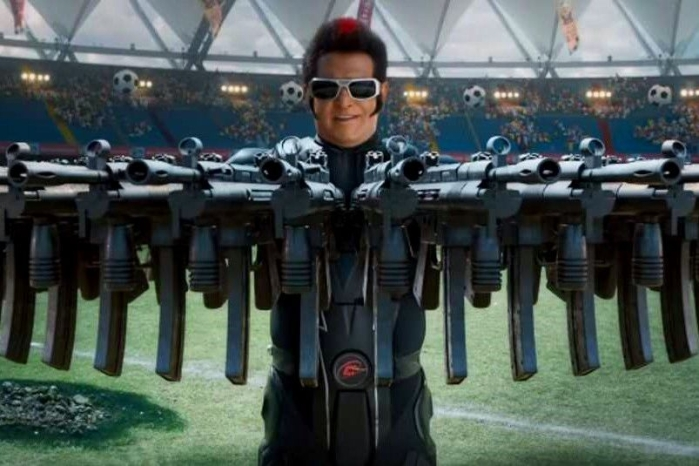 Super Star Effect? As Rajinikanth's 2.0 Releases, Madras
