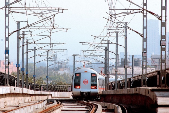 DMRC Launches Free Wi-Fi Facility At All The Stations Of Delhi Metro's Airport Express Line