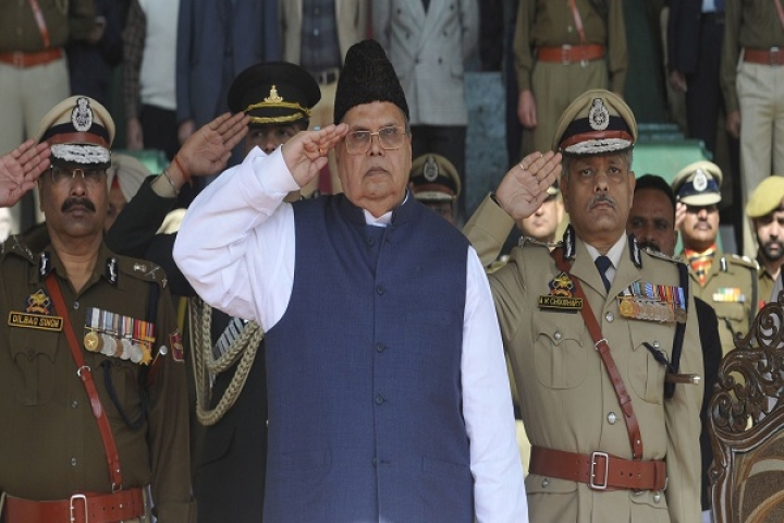 J&K Governor Moots Development As The Way Forward To Win Back Pakistan-Occupied Kashmir Without Use of Force