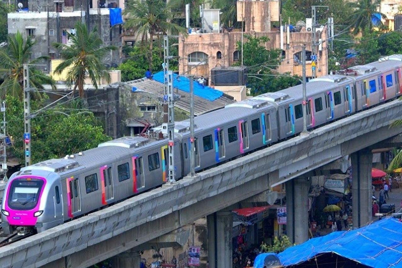 Mumbai Metro Begins Track Laying Work For Andheri-Dahisar Line 7, Trial Run To Start From Early 2020