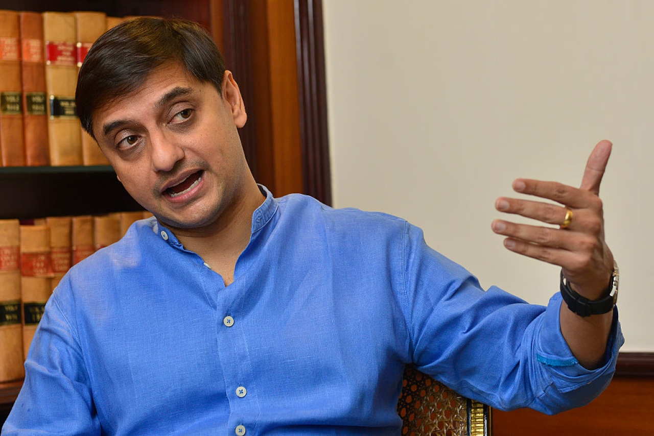 Watch:  Economist Sanjeev Sanyal Explains How India Is Undergoing A Rapid Demographic Shift