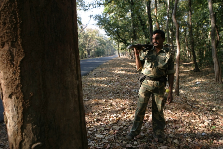 The Maoist Menace: BSF Officer Killed As Six Serial Blasts Rock Chhattisgarh