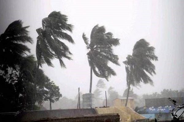 Gaja Set To Cross TN On 15 November; Prepare For Heavy Rainfall Across State