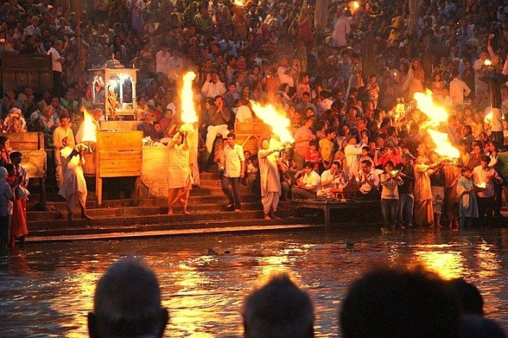 Healing Touch Of Ganga: Study Finds High Presence Of Antibacterial Agents In River