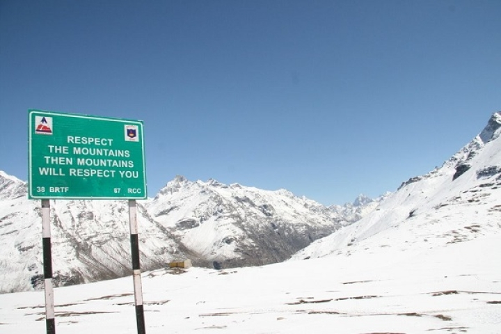 Heavy Snowfall In Rohtang And Other Areas Of Himachal, Hoteliers Ecstatic