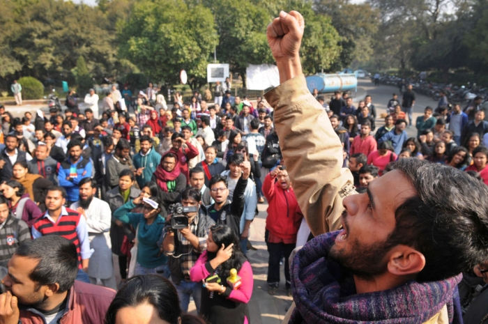 How The Left Manufactured 'Fee' Hike Controversy In JNU