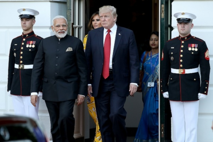 'We Stand With India, Will Not Let Terrorists Win': Trump On Tenth Anniversary Of 26/11 Terror Attacks