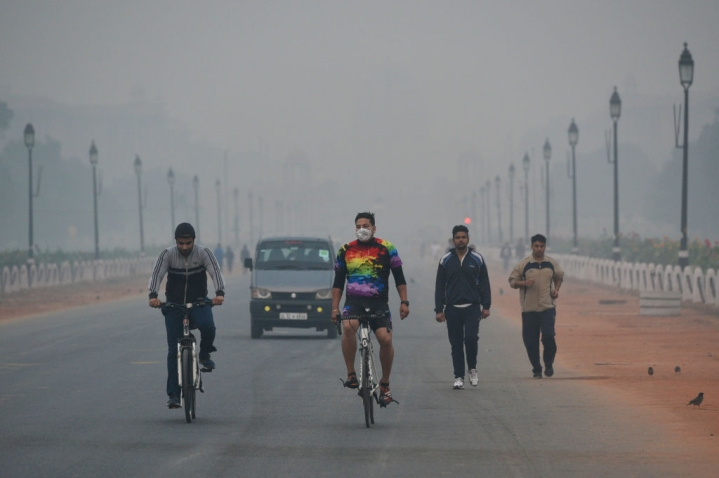 SC Bats For Smog Towers And Anti-Smog Guns In Delhi, Asks Centre To Decide In 10 Days