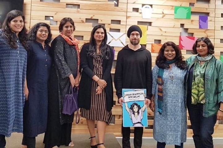 Acknowledging Guilt? Twitter's Legal Head Apologises For CEO's 'Smash Brahminical Patriarchy' Picture