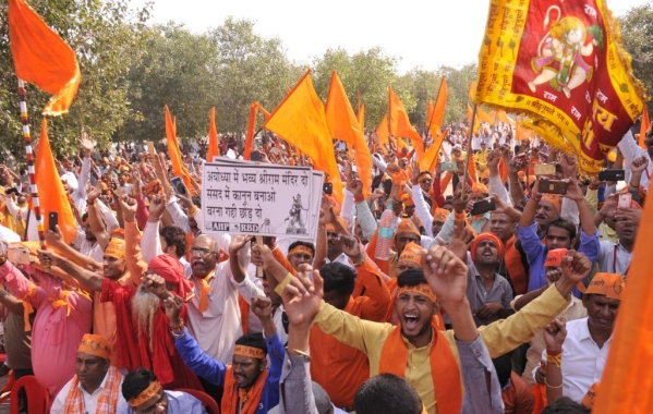 Muslim Litigant Supports Ordinance For Ram Temple, Huge 'Dharma Sabha' In Ayodhya To Take Place On 25 November