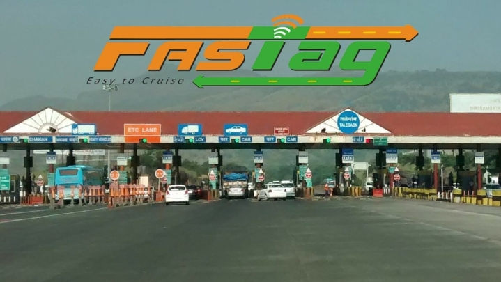 Government To Mandate FASTag On All Vehicles Beginning December 2019 To Decongest National Highways