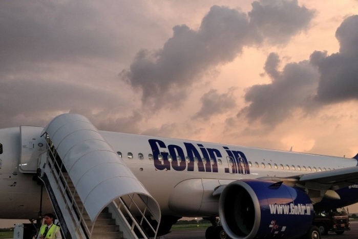 Watch: GoAir Plane Overshoots The Runway, Undertakes Risky Take-Off From Grass