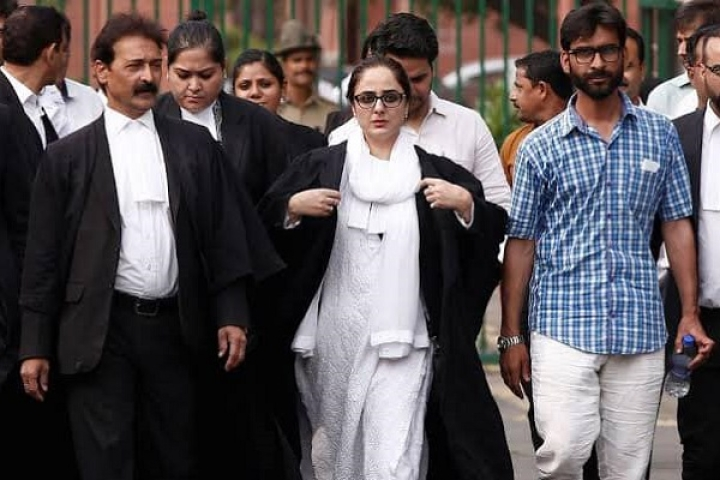 Kathua Rape: Victim's Family Removes Activist-Lawyer Deepika Rajawat After She Attended Just Two Of 100 Hearings