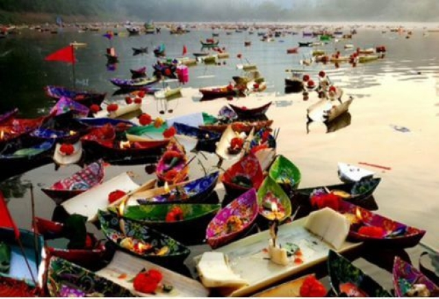 Bali Jatra: Celebration Of An Ancient Voyage