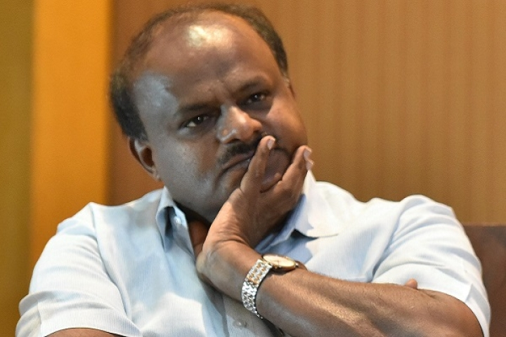 Kumaraswamy Defends Decision To Work Out Of Five Star Suites, Calls It A Personal Lifestyle Choice