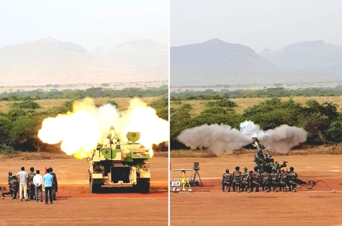 Morning Brief: India To Break Bofors Jinx After 30 Years With Induction Of K9, M777 Howitzers; Over 1,000 Arrested For Defying SC's Firecracker Order; And More