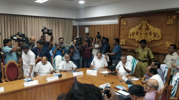 Communists Holding Firm: Sabarimala All-Party Meeting Fails To Reach Consensus As BJP, Congress Walk Out
