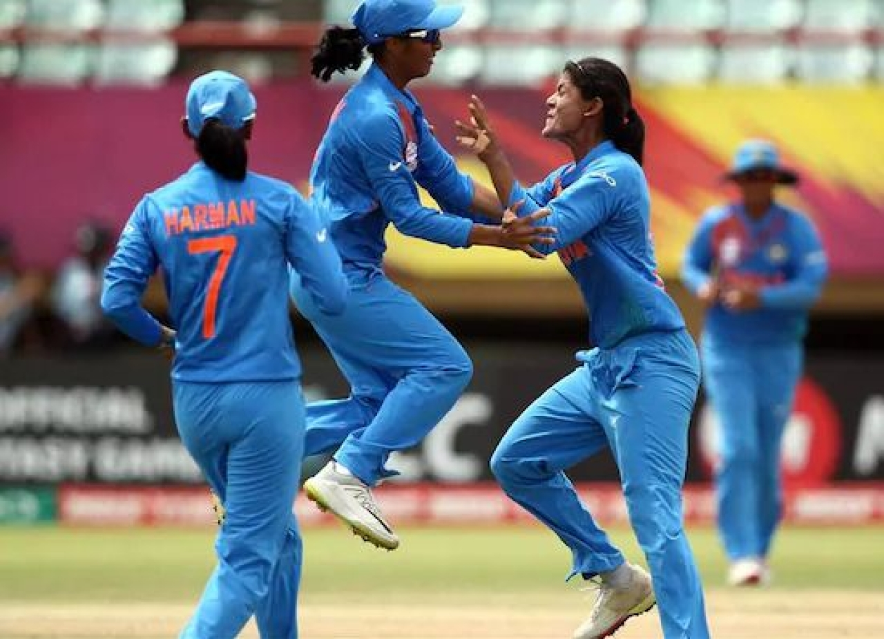 India's women's cricket team