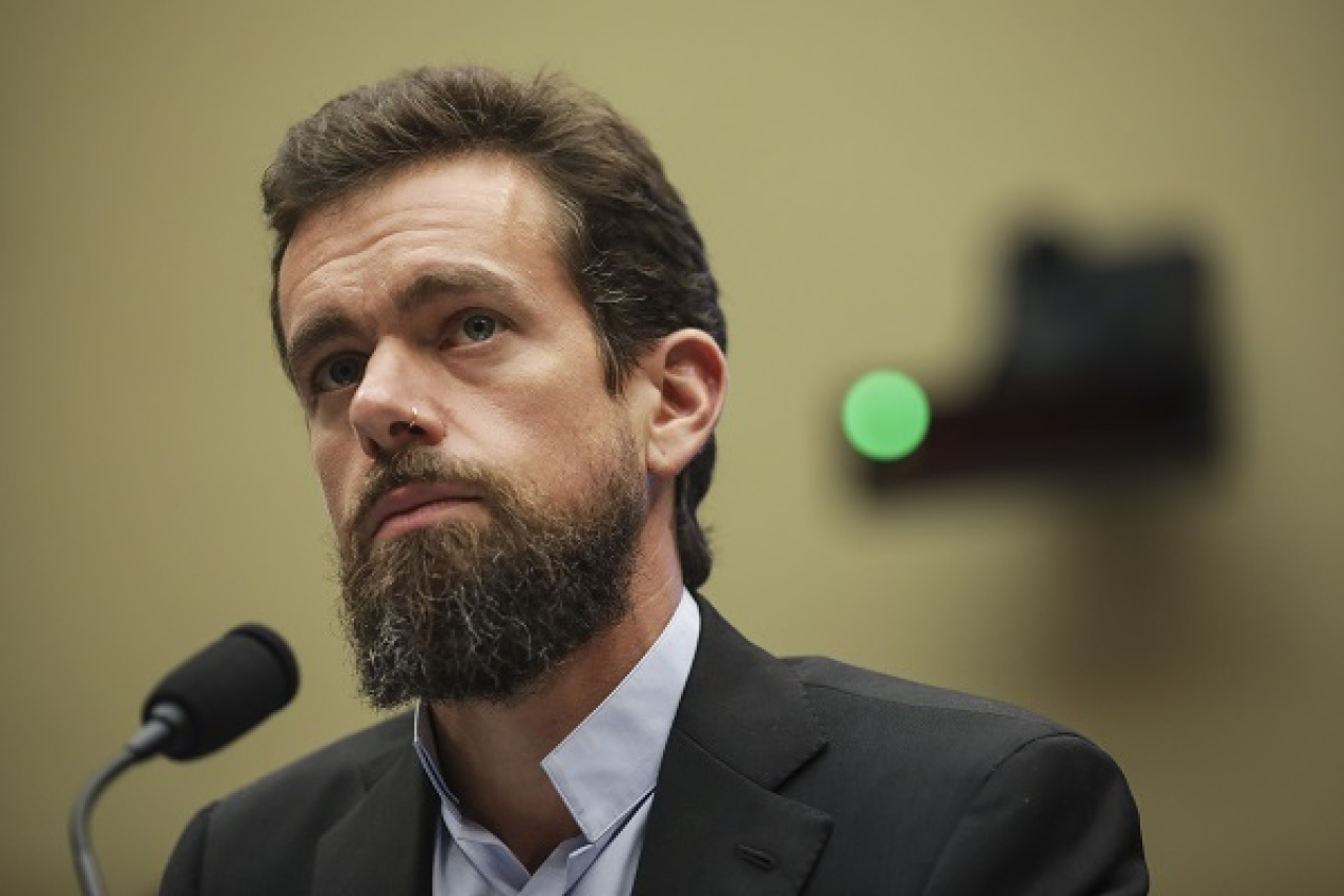 Twitter CEO Jack Dorsey (Photo by Drew Angerer/Getty Images)