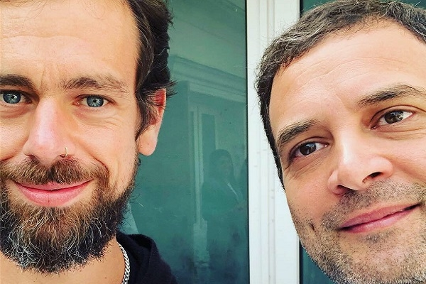 Twitter CEO Jack Dorsey Meets Rahul Gandhi, Explains To Him What They Are Doing To Tackle Fake News