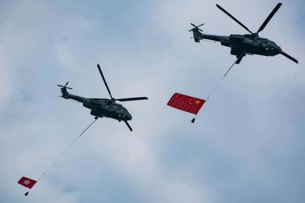 Shooting In The Sky: China's New Laser System To Take Down Aerial Targets Like Planes And Missiles