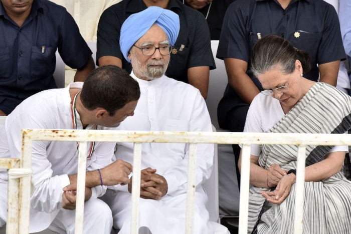 Congress To Make Manmohan Singh Spend Some Time Away From Rajya Sabha After His Tenure Ends On 14 June