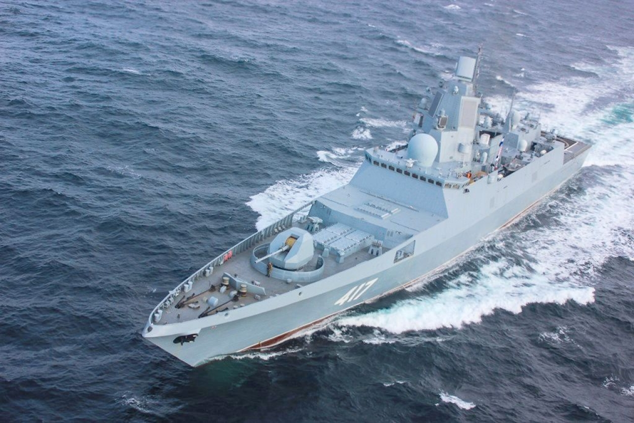 How India Got The Warships That Russia Was Building For Its Navy