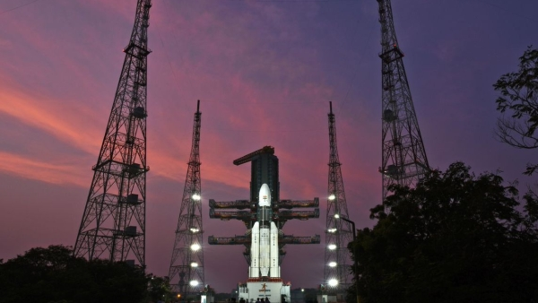 Watch: Gaja Threat Notwithstanding, ISRO Successfully Launches GSAT 29 Using GSLV MKIII, Its Heaviest Rocket