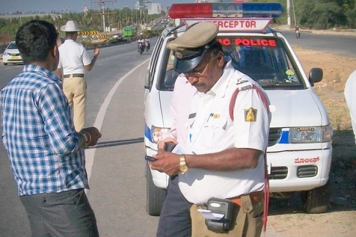 Heavier  Fines For Traffic Violations From 1 September As 63 Clauses Of Amended Motor Vehicles Act To Come Into Force