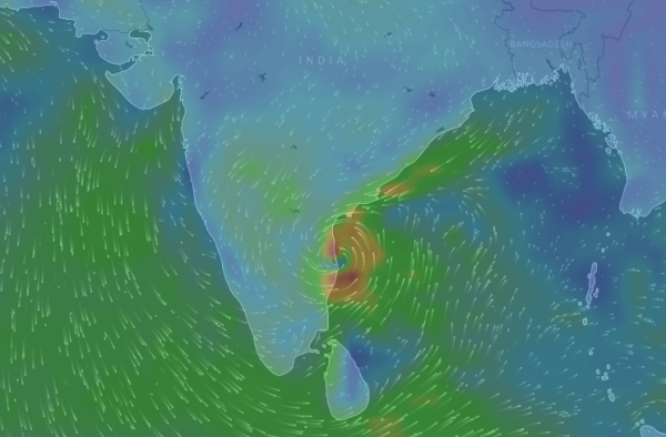 Tamil Nadu:  Schools In Cuddalore And Rameshwaram To Be Closed On Thursday In Anticipation Of Cyclone Gaja