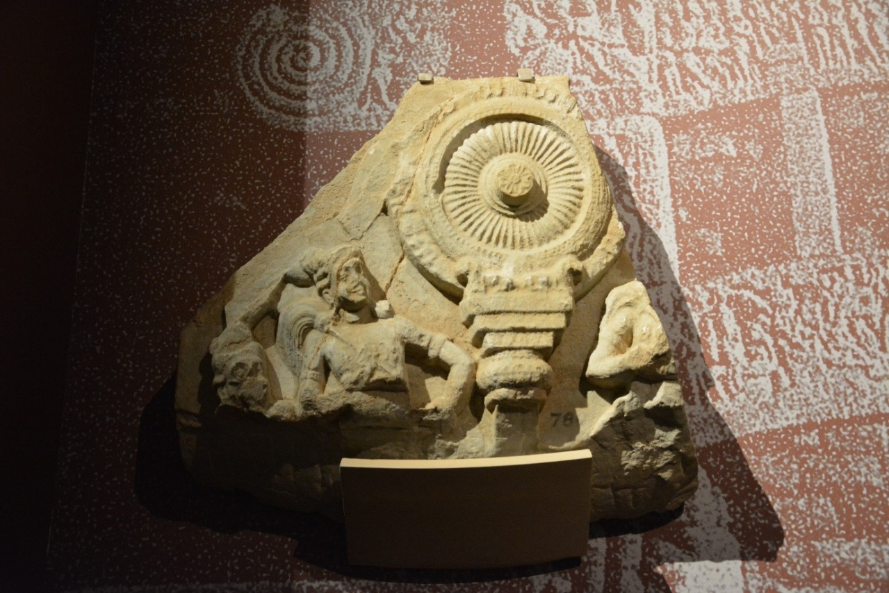 Artefacts sold by Subhash Kapoor to the Asian Civilisations Museum, Singapore