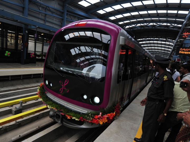 Bengaluru Metro's Phase-II Underground Metro Stations To Be Smaller Than Phase-I's Due To Higher Land Acquisition Cost