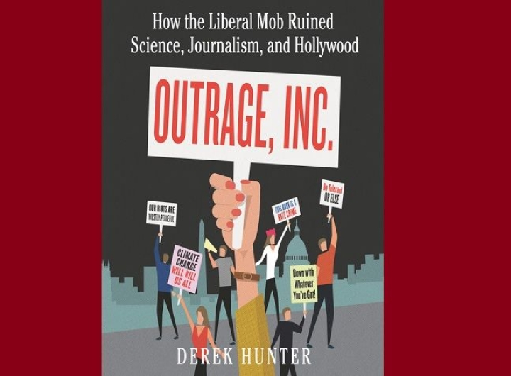 Book Review: There Is A Reason Why The Left-Liberals Are So Outraged
